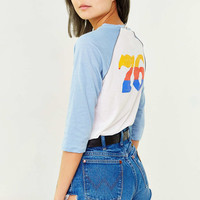 Camp Collective X UO Number 76 Raglan Tee - Urban Outfitters
