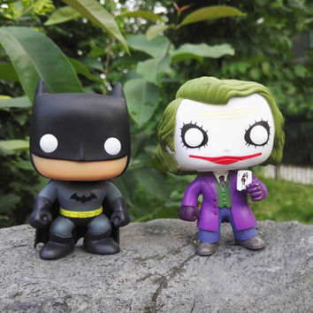 Funko Pop Dc The Joker Batman 01# Justice League Heroes