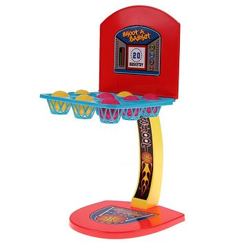 Basketball Shooting Machine One Or More Players Game Toy Children Kids Boy Toys High Quality