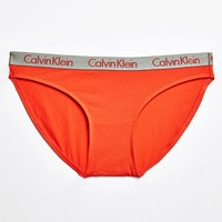 Calvin Klein Radiant Cotton Bikini Panties at PacSun.com