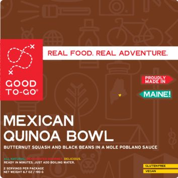 Good To-Go® Mexican Quinoa Bowl