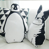 Korean Lovely Cushion Cars Cartoons Mat [8269850311]