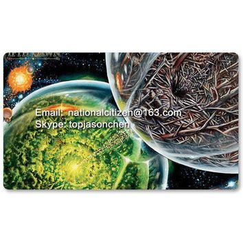 ESBONIS Many Playmat Choices -Crucible of Worlds- MTG Board Game Mat Table Mat for Magical Mouse Mat the Gathering 60 x 35CM