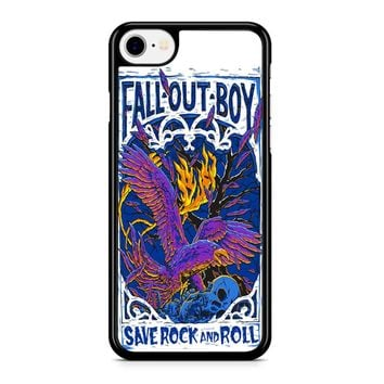 Fall Out Boy 4 Iphone 8 Case