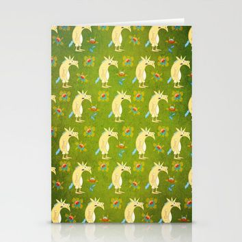 Flowers & Unicorns Stationery Cards by That's So Unicorny