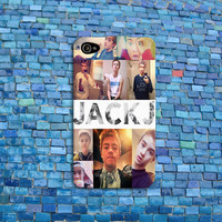 Jack Johnson iPhone Case Collage iPhone Cover Cool Cell Phone Case iPhone 4 iPhone 5 iPhone 4s iPhone 5s iPhone 5c Case