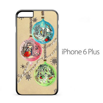 Christmas Ball Decoration iPhone 6 Plus Case
