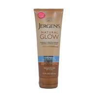 Jergens Natural Glow + Firming Daily Moisturizer Medium to Tan Skin Tones 7.5oz