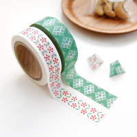 Pattern Masking Tape Set 01