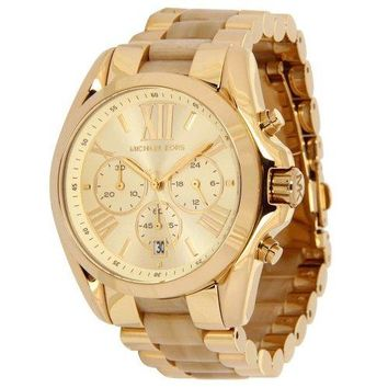 Michael Kors Womens Bradshaw Watch MK5722