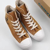 Trendsetter Converse Women Men Fashion Casual High-Top Canvas Shoes