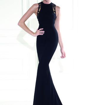 Tarik Ediz 92569 Caresse Sexy Fitted Dress