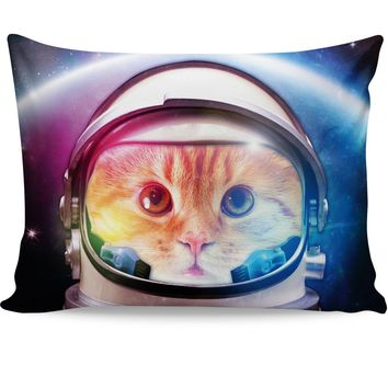 ROPC Space Cat Pillow Case
