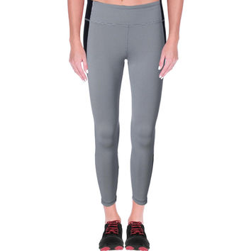 Under Armour Womens Colorblock Mesh Inset Yoga Legging