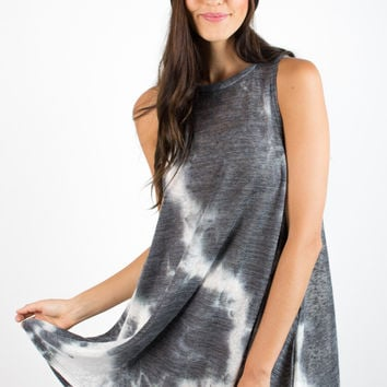 Flow with Me Tunic Dress