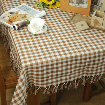 Home Decor Tablecloths [6283664838]