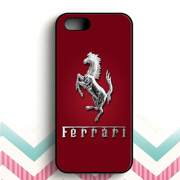 Ferrari iPhone 5 and  5s case