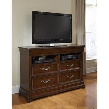 American Woodcrafters Signature Entertainment Furniture