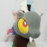 CHIBI Discord MLP Hand-Made Custom Craft Plush
