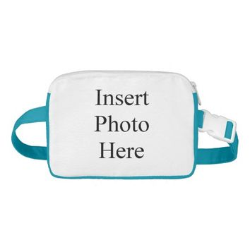 Design Your Own Custom Photo Fanny Packs