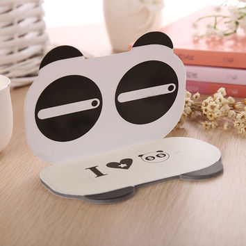Korean Creative Stationery Notepad Office Supplies School Cartoon Panda Filofax Notebook Diary Students 0554