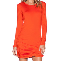 Trina Turk Romana Dress in Orange