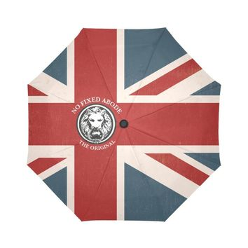 NFA The Original Union Jack Auto-Foldable Umbrella