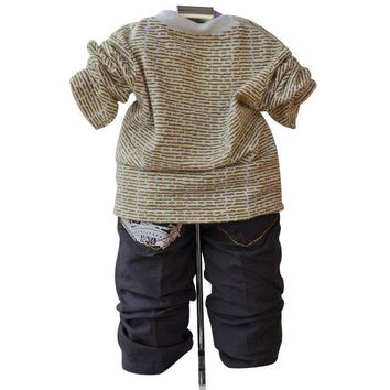 Girda Boy Cotton Clothing Set