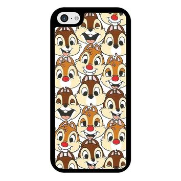 Chip And Dale iPhone 5/5S/SE Case