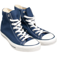 CONVERSE CHUCK TAYLOR HIGH IN NAVY - SNEAKERS - DEPARTMENTS Federal a146b7a8e3ef