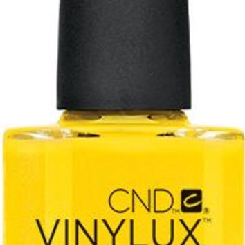 CND - Vinylux Bicycle Yellow 0.5 oz - #104
