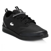 Lacoste Mens Black L.IGHT 2.0 ALB Trainers