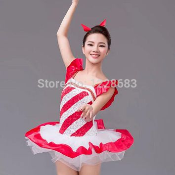 Free Shipping New 2015 Burlesque Costumes Ballet Dresses Ballet Clothings Toddler Ballet Clothes Tutus For Teens