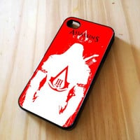 Assassin's Creed Design for iPhone 4/4s/5, Samsung Galaxy S3/S4 Case