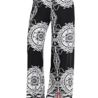 Palazzo Printed Pants SIZE MEDIUM ONLY