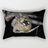 Spider Rectangular Pillow by UMe Images