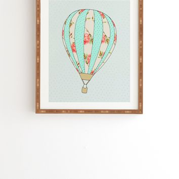 Allyson Johnson Fly Away With Me Framed Wall Art
