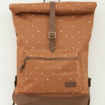 MILTON ROLL TOP BACKPACK