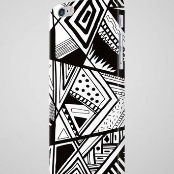 Phone Case - Abstract Geometric iPhone 8 Plus Case iPhone 8 - Ships Free