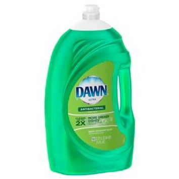 Dawn® Ultra Apple Blossom™ Dishwashing Liquid Antibacterial 75 Oz