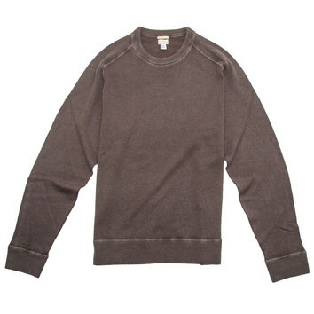 Massimo Alba Licorice Dyed Cashmere Sweater