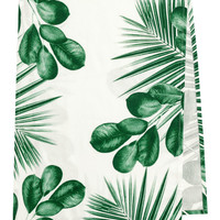 H&M Patterned Cotton Table Runner $12.99