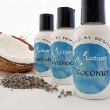 Small Body Lotion Gift Pack, Unique, Handmade Gift Idea!
