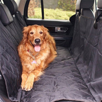 Back Seat Cover Featuring Waterproof Seat and Non-slip Backing