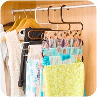 Multi-functioned Iron Pants Anti-skid Unisex Clothing Rack [6268654918]