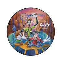 Disney Songs From A Goofy Movie Vinyl LP Hot Topic Exclusive