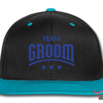 Team Groom Snapback