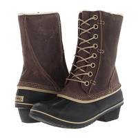 SOREL Winter Fancy Lace™ Grizzly Bear/Black - Zappos.com Free Shipping BOTH Ways