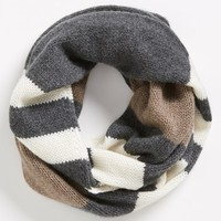 Nordstrom Stripe Cashmere Infinity Scarf | Nordstrom