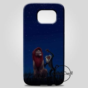 Lion King Remember Who You Are Samsung Galaxy Note 8 Case | casescraft